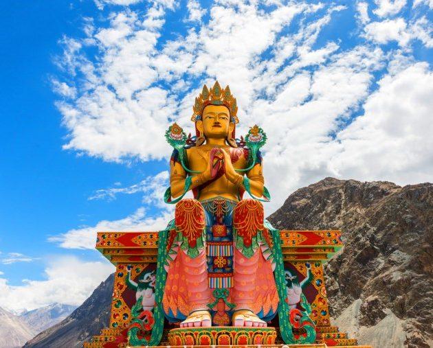 Maitreya Buddha Diskit