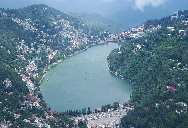 Naini Lake View