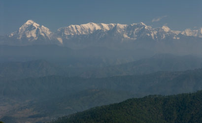 Explore Kausani with Mukteshwar